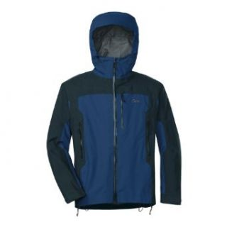 Outdoor Research Men's Mentor Jacket (Black, Small) Sports & Outdoors