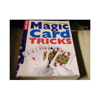 Cool Kits Really Cool Magic Card Tricks 9781842294321 Books