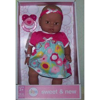 "Circo Sweet & New *Baby Girl* AA 14"" Doll Toys & Games"