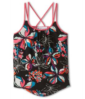 Roxy Kids On The Sand Tank Girls Sleeveless (Black)