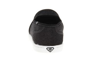 Roxy Kids Lido II (Little Kid/Big Kid) Black Glitter