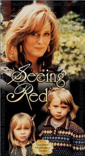 Seeing Red Masterpiece Theatre [VHS] Lancashire, Atkins Movies & TV