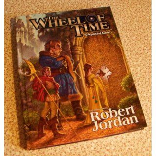The Wheel of Time Roleplaying Game (d20 3.0 Fantasy Roleplaying) Charles Ryan, Steven Long 9780786919963 Books