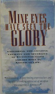 Mine Eyes Have Seen the Glory [VHS] Randall Balmer Movies & TV