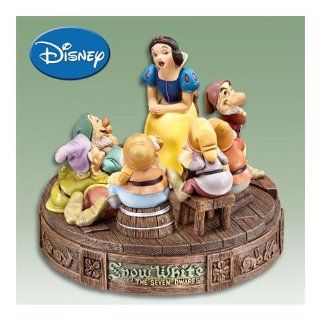 Collectible Disney Snow White And The Seven Dwarfs Pin Box Disney Jewelry Box by The Bradford Exchange