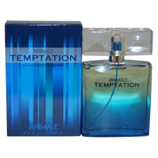 Mens Animale Temptation by Animale Eau de Toilette Spray   3.4 oz