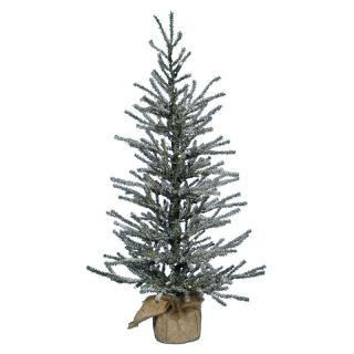 Vickerman Frosted Angel Full Unlit Christmas Tree