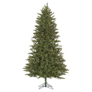Vickerman Slim Balsam Fir Unlit Christmas Tree