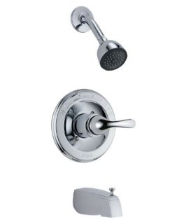 Delta Classic Monitor 13 T13420 Tub and Shower Faucet Set   Bathtub Faucets