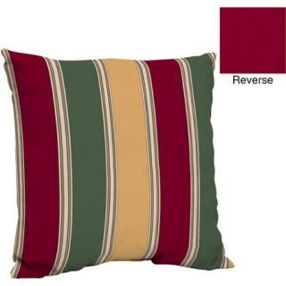 Mainstays Outdoor Reversible Deep Seat Pillow Back