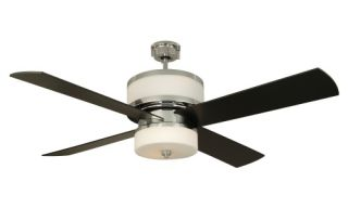 Craftmade MO56CH Midoro 56 in. Indoor Ceiling Fan   Chrome   Indoor Ceiling Fans