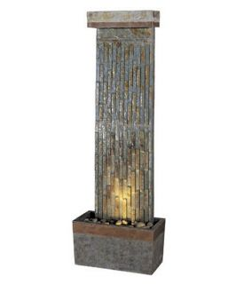 Kenroy Tacora Vertical Indoor/Outdoor Floor Water Fountain   Fountains