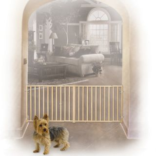 Carlson Pet Extra Wide Pet Gate with Pet Door