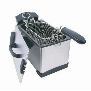 E Ware 2.5 Liter Electric Deep Fryer
