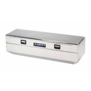Lund 60 in. Aluminum Flush Mount Crew Cab Tool Box 9460CC