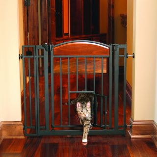 Carlson Home Decor Walk Through Pet Gate   Shopping   The