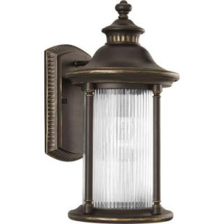 Progress Lighting Reside Collection Outdoor Oil Rubbed Bronze Wall Lantern P5978 108