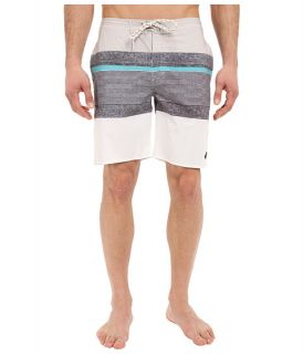 Rip Curl Rapture Stripe Boardshorts Grey