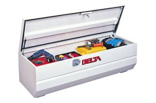 Delta Steel Truck Tool Chest    on Delta Steel Truck Bed Storage Box