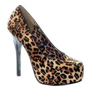 Womens Bettie Page Gabor Leopard