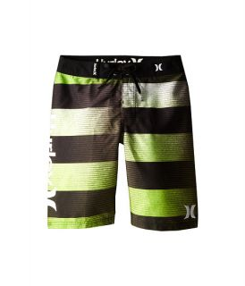 Hurley Kids Technicolor Boardshorts Big Kids Dark Green