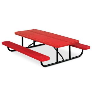 Kidss Rectangular Picnic Table