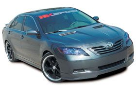 2007, 2008, 2009 Toyota Camry Full Body Kits   RKSport 33012000   RKSport Ground Effects Kits
