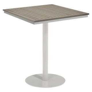 Oxford Garden Travira 36 Square Bar Table