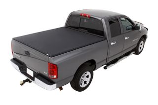 2002 2016 Dodge Ram Folding Tonneau Covers   Lund 95864   Lund Genesis Elite Tri Fold Tonneau Cover