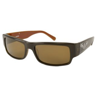Harley Davidson Mens HDX820 Rectangular Sunglasses