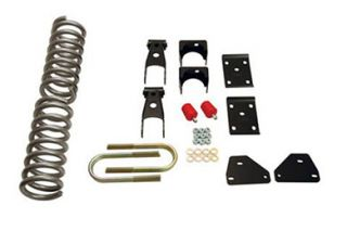 2006, 2007, 2008 Dodge Ram Lowering Kits   Belltech 810   Belltech Lowering Kit