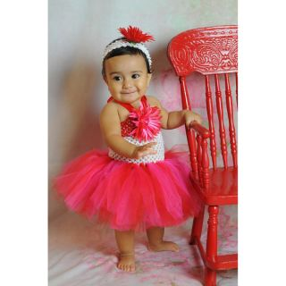 Red & Pink Tutu Valentine Dress Set   15049070   Shopping