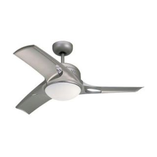 Monte Carlo Mach Two 38 in. Titanium Ceiling Fan 3MTR38TMO L
