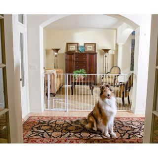Carlson Super Wide Extra Tall Maxi Pet Gate   12108645