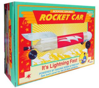 Scientific Explorer Rocket Car Science Kit —