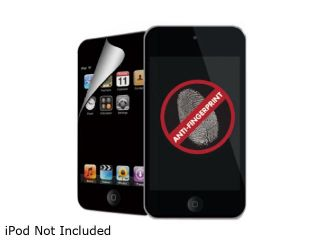 Macally AntiFinT4  Anti Fingerprint Screen Protective Overlay for iPod Touch 4G