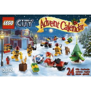 LEGO City Advent Calendar Building Toy  ™ Shopping   Big