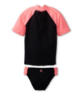 Hurley Kids One Only Rashguard Banded Pant Little Kids