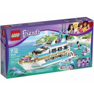 LEGO Friends Dolphin Cruiser Play Set