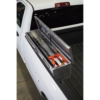 Locking Aluminum Side-Mount Truck Box — 48in. x 11.5in. x 11in.  Sidebed Boxes