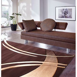 Segma Reflections Dark Brown Rug
