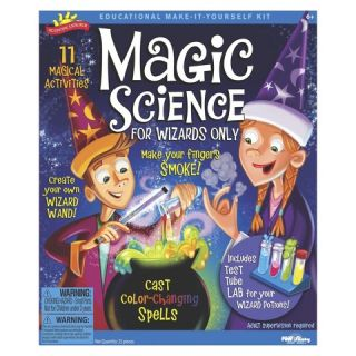 Alex Brands Scientific Explorer 0SA247 Magic Science for Wizards Only