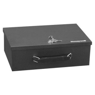17 Cu. Ft. Fire Resistant Steel Security Box   Black
