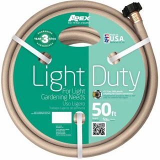 "Teknor Apex 8400 50 5/8"" x 50' Light Duty Garden Hose"