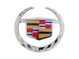 Pilot Automotive CR 141 Cadillac Escalade Logo Hitch Cover   Chrome
