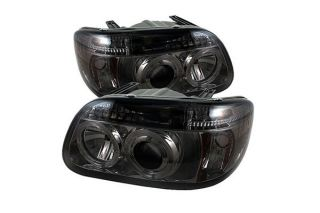 1995 2001 Ford Explorer Headlights   Spyder PRO YD FEXP95 HL 1PC SM   Spyder Headlights