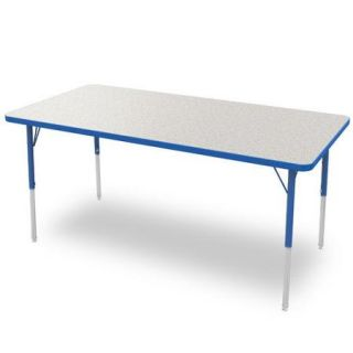 Marco Group Inc. 72'' x 24'' Rectangular Classroom Table
