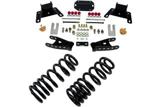 1987 1996 Ford F 150 Lowering Kits   Belltech 926   Belltech Lowering Kit