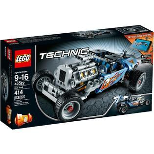 LEGO Technic Hot Rod #42022   Toys & Games   Blocks & Building Sets