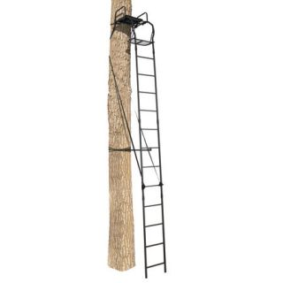 Big Game Treestands Warrior Pro Ladder Stand